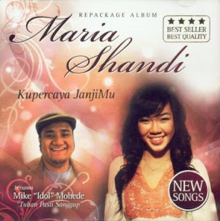 Download album kupercaya janjimu maria shandi tuhan