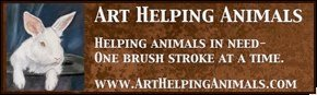 Art Helping Animals