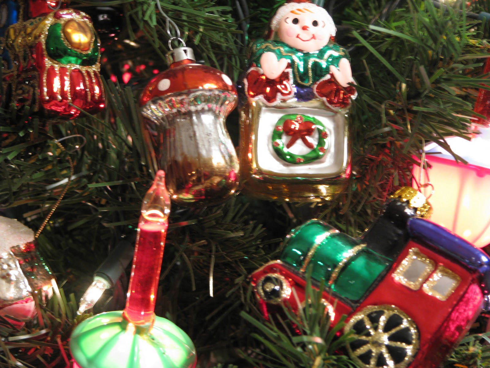 the old fashioned ornaments remind us of days gone by christmas trees were actually that trees and they were chosen with special care and for a few