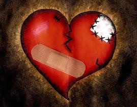 El corazón que siente amor...