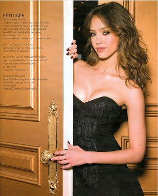 Jessica Alba Pictures from Gotham Magazine