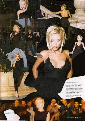Victoria Beckham Elle Magazine