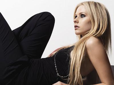 Avril Lavigne Arena Magazine Pictures