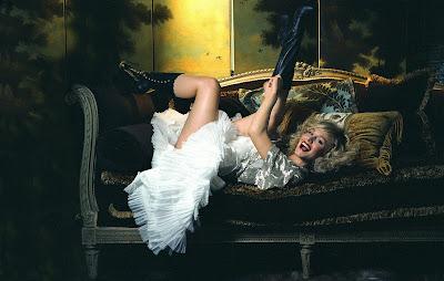 Kristen Bell Jean Claude Dhien Photoshoot