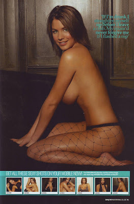 Gemma Atkinson Pics from Maxim UK (Jan 2008)