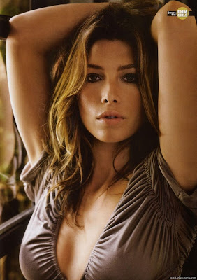 Jessica Biel Pics from French FHM