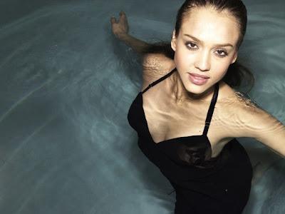 Jessica Alba Gotham Magazine Outtakes
