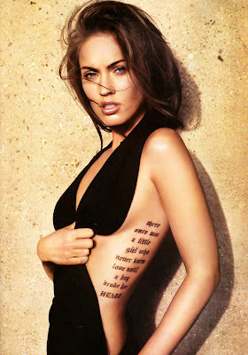 Megan Fox Picture from Maxim Magazine