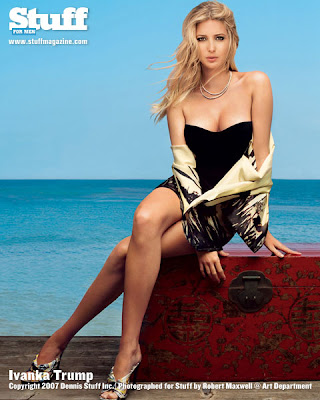 Ivanka Trump Picture from Stuff Magazine
