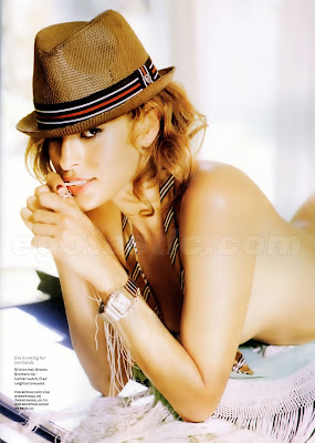 Eva Mendes Picture from Jane Magazine