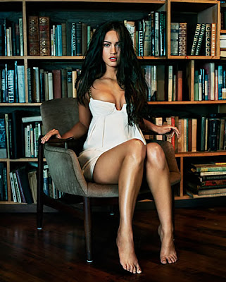 Megan Fox Picture from GQ Magazine