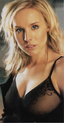 Kristen Bell Maxim Picture