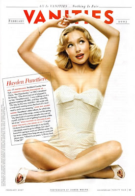 Hayden Panettiere Pin Up Picture