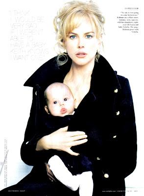 Nicole Kidman Vanity Fair Pictures
