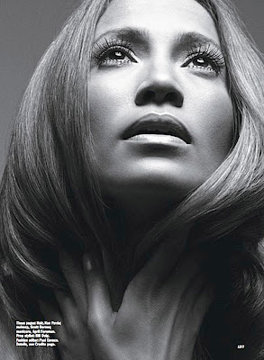 Jennifer Lopez Allure Magazine Pictures