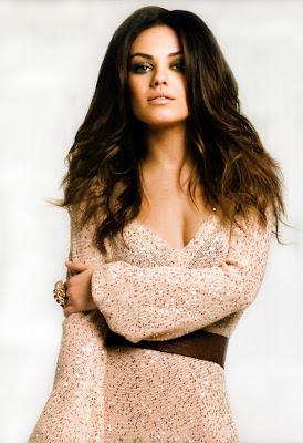 Mila Kunis H Magazine