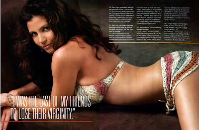 Charisma Carpenter Pics from Edge Magazine