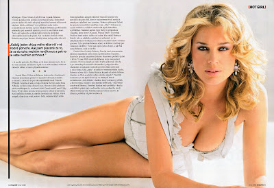 Rebecca Romijn Stamos Pictures from Esquire Magazine