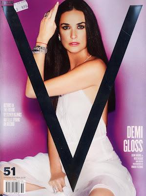 Demi Moore V Magazine Pics 1