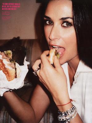 Demi Moore V Magazine Pics 4