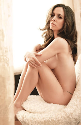 Eliza Dusku Nude in Allure Magazine