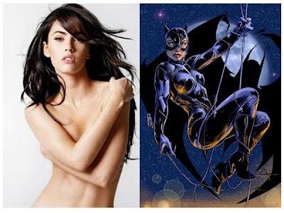 Megan Fox as Catwoman