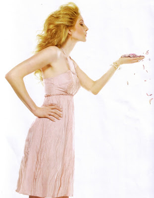 Elizabeth Mitchell in Statement Magazine 2009