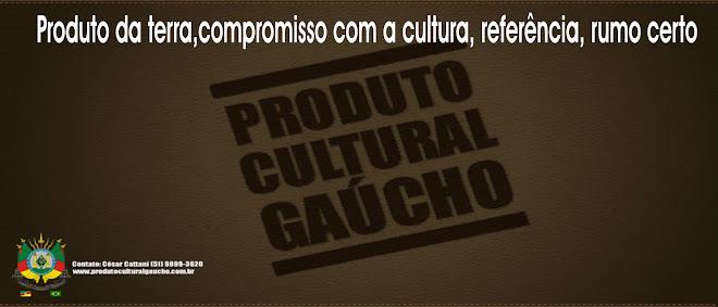 Produto Cultural Gaúcho
