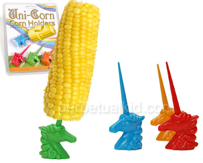 Quirky Foodie Gift Ideas for Friends and Family: Uni-corn Holders