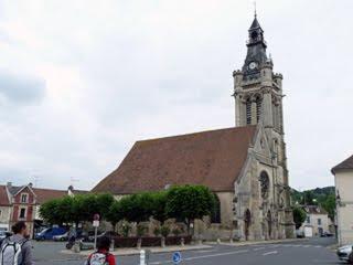 ヴィアルムの教会