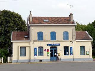 ヴィアルムの駅