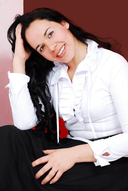Cantora Gisele Vaz