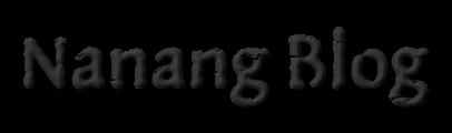 Blog Nanang