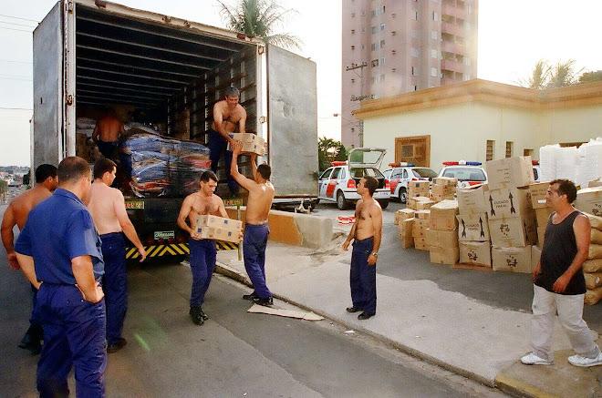 Guarda Municipal recupera carga roubada