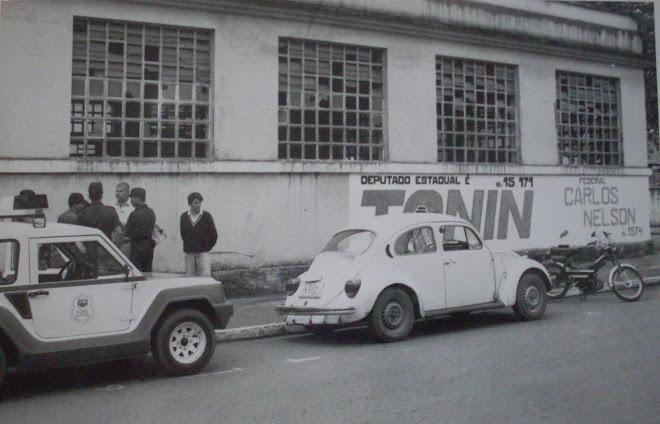 RONDA EM ESCOLAS (1989)