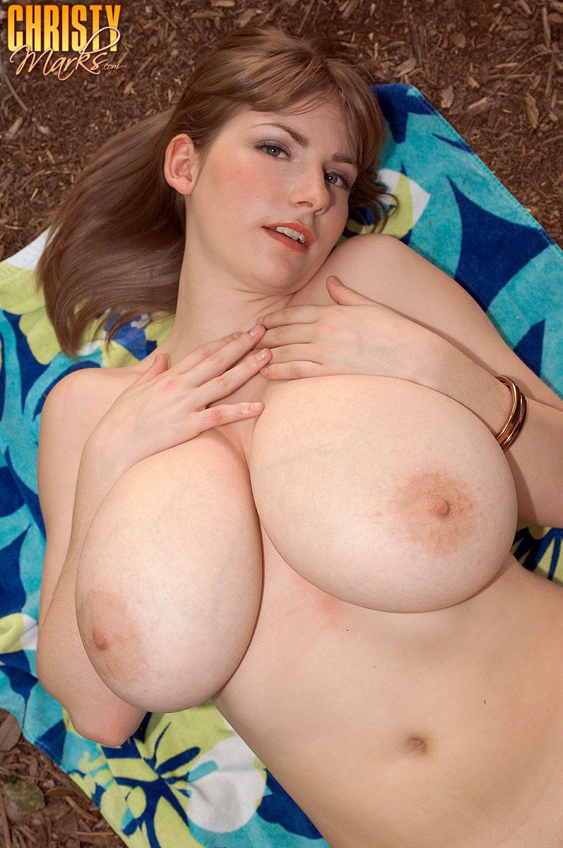 Big tits christy marks