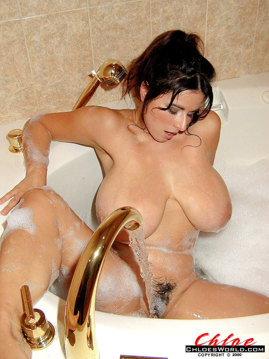 Biggest Boobs: Chloe Vevrier - huge natural tits in tub: http://biggestbust.blogspot.com/2010/12/chloe-vevrier-huge-natural-tits-in-tub.html