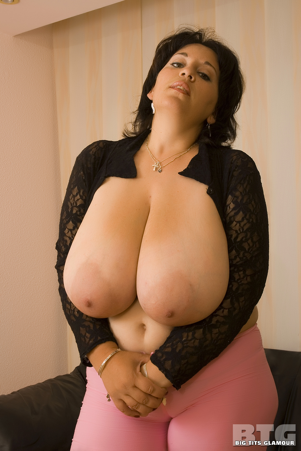 huge heavy breasts