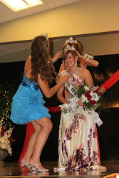The crowning moment!