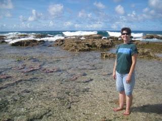 Cheryl @ Ritidian Reef