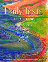 Daily Texts 2010