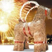 Gävle Christmas goat