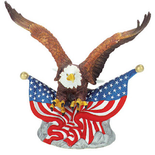 ascrappersjourney  Eagle With Flag Clip Art