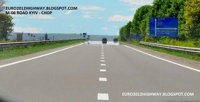 Автомобильная дорога М-06 Киев-Житомир-Ровно-Львов-Чоп, км 445 Львовская область, Украина