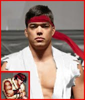 Lyoto Machida = Ryu