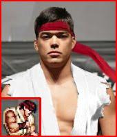 Lyoto Machida = Ryu