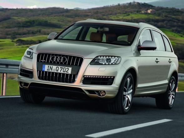 Audi Q7 2011 Price. Audi Q7 2011