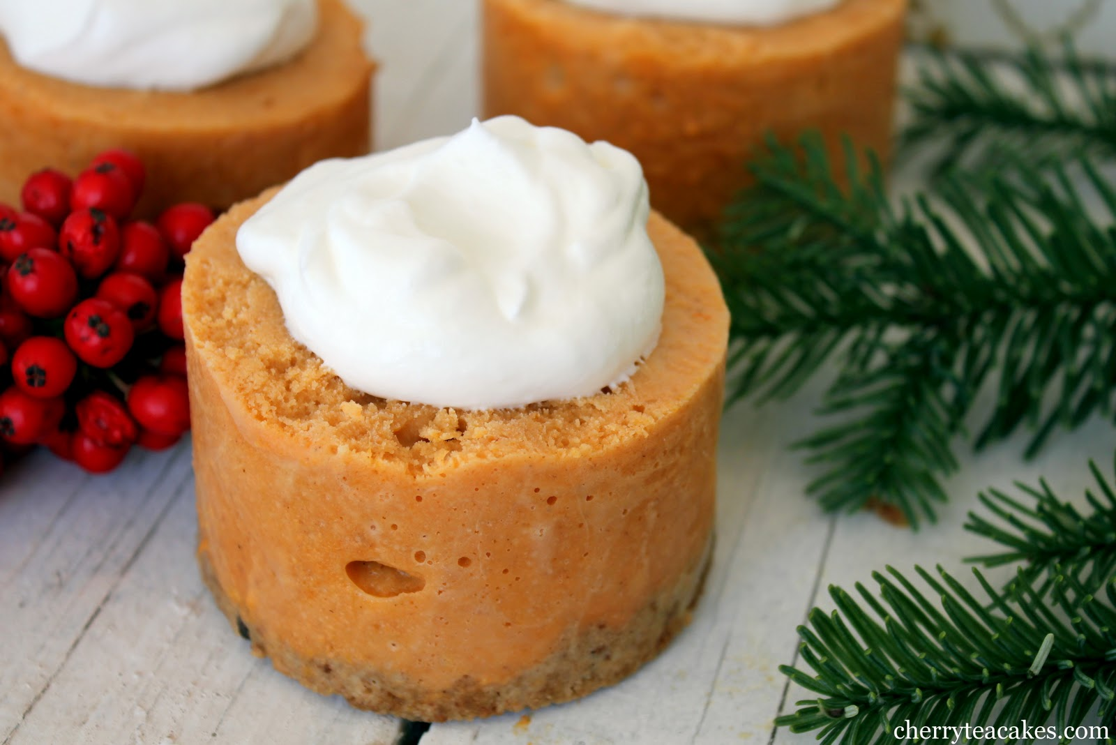 ... pumpkin ice cream pie! The gingerbread crust is a flavorful addition