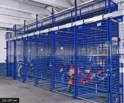 Mygarage allestimento box e garage su misura posto for Piani garage separati con posto auto coperto