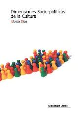 Dimensiones Socio-políticas de la Cultura